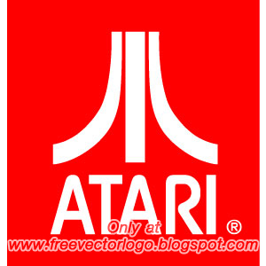 Atari logo vector