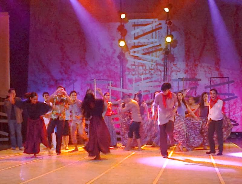 Ballet Philippines in rock Supremo