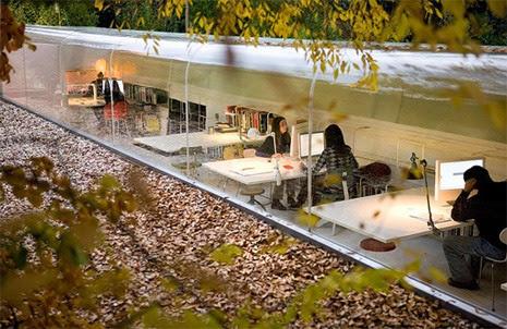 Oficinas de Selgas Cano Architecture