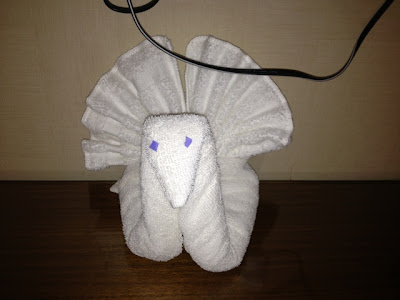 Hilton Garden Inn - Towel duck