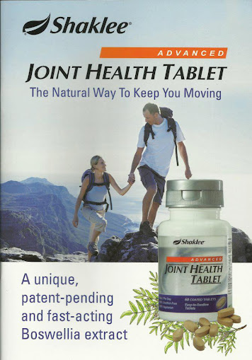 Shaklee Advanced Joint Health Tablet (AJHT)  shaklee advanced joint health tablet (ajht) Hilangkan Sakit Sendi Dengan Shaklee Advanced Joint Health Tablet (AJHT) a