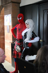 Cosplayers at the Con. Photo: Craig Hastie of Comics Anonymous