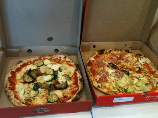 deliveroo Ticino pizzas