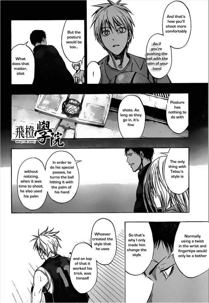 Kuroko no Basket Manga Chapter 149 - Image 06