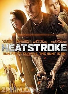 Nắng Sa Mạc - Heatstroke (2013) Poster