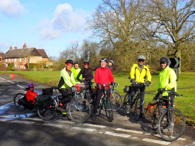 Group at Harmer Green