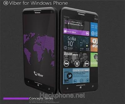 Viber | WP7- Gọi và nhắn tin miễn phí qua 3G va Wifi
