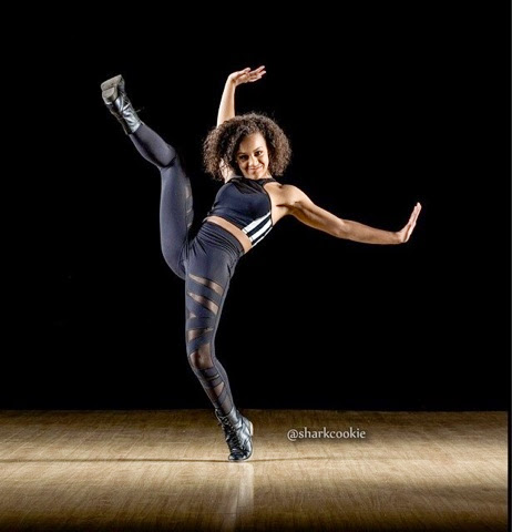 Dance Moms Photoshoots: Nia's sharkcookie photoshoot