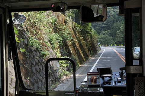 JR四国バス 松山高知急行線 風景 その2