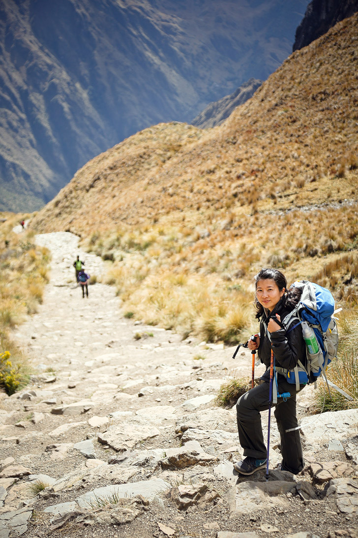 Inca Trail (25 Best Hikes in the World).