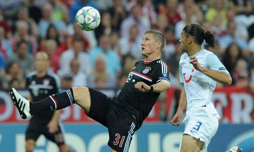 Bastian Schweinsteiger, Bayern Munich - Zurich