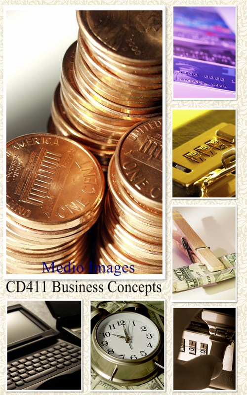 Medio Images: CD411 Business Concepts