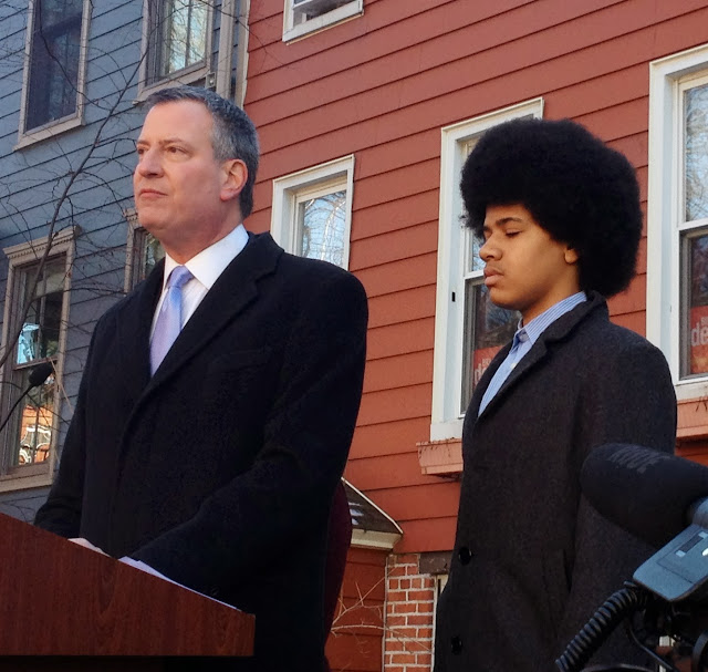 Pope Francis, Democrat de Blasio, and liberation theology