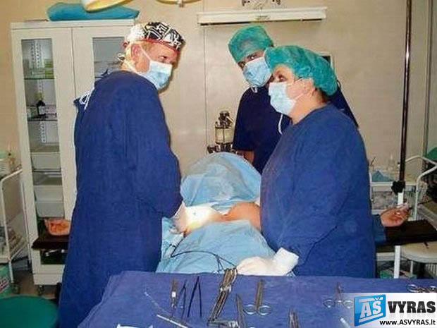 Cany operacija