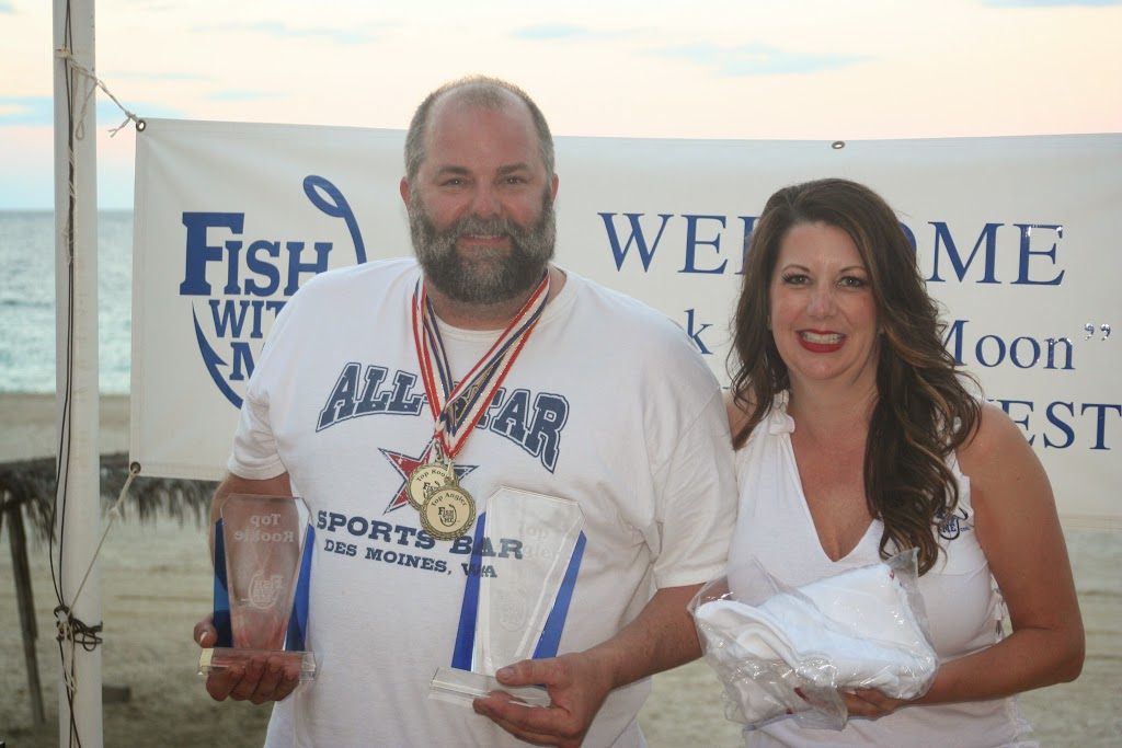 Top Angler honors