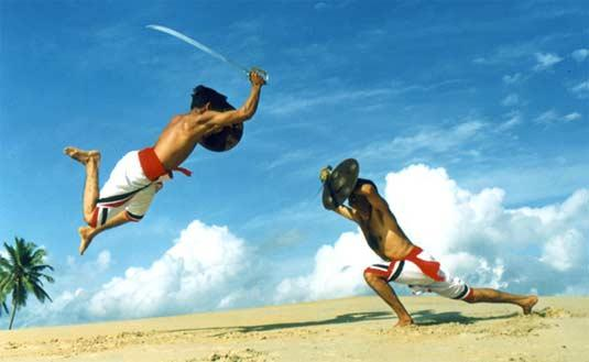 Different Indian Martial Arts
