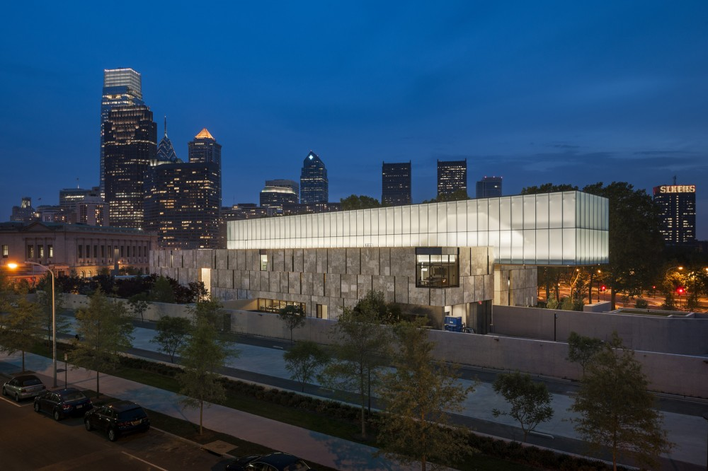 The Barnes Foundation  Tod Williams + Billie Tsien