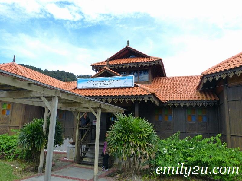 Seashell Museum, Teluk Batik