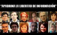 Campaña de apadrinamientos a periodistas encarcelados