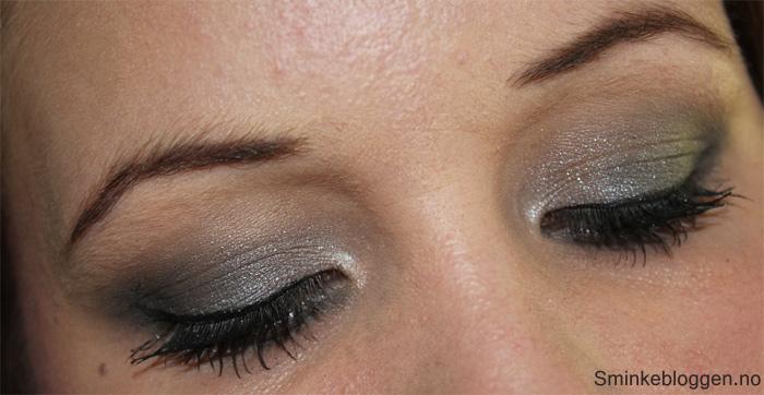 Dior smokey eyes