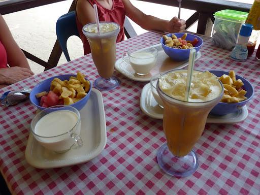 Blog de voyage-en-famille : Voyages en famille, Pulau Besar, ne rien faire et en être fier !