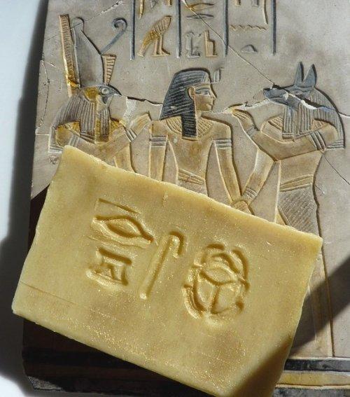 Golden Girl Handmade Egyptian Musk Soap