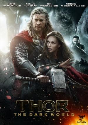 Filme Poster Thor: O Mundo Sombrio R6 XviD & RMVB Legendado