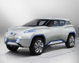 PARIS 2012 - Nissan TeRRA SUV Concept [VIDEO]