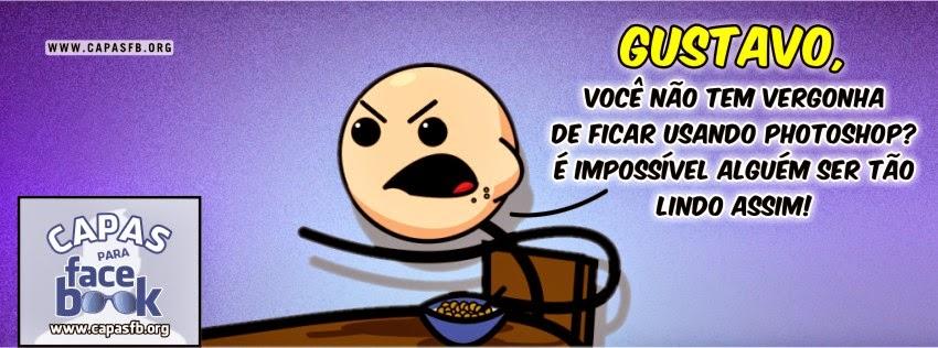 Capas para Facebook Gustavo