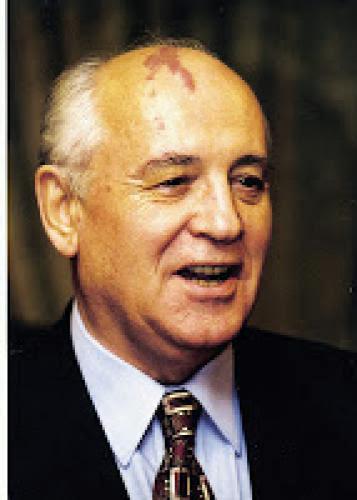 Mikhail Gorbachev Admits He Is A Christian