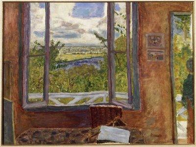 French sampler windows for Matisse fenetre