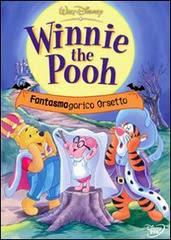 Winnie the Pooh - Fantasmagorico orsetto_copertina