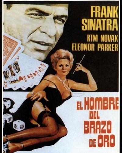 El hombre del brazo de oro (1955, Otto Preminger)