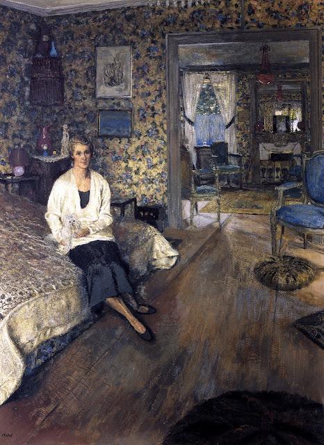 Édouard Vuillard - Countess Marie-Blanche de Polignac
