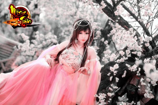 Chibi Bunny tung cosplay Mộng Tiên tuyệt đẹp 13
