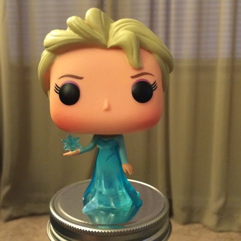Oh Hell Yes Review Funko Pop Sdcc Transformation Elsa