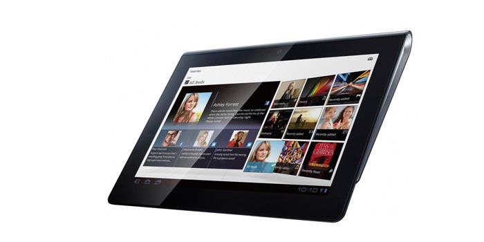 Thumbnail image for Sony Tablet S:The innovative product