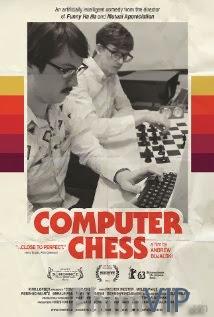 Trận Chiến Cờ Vua - Computer Chess poster