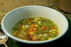 Ham and Veggie Soup