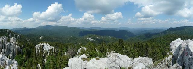 Kapelski planinarski put, 7. - 10.6.2012.