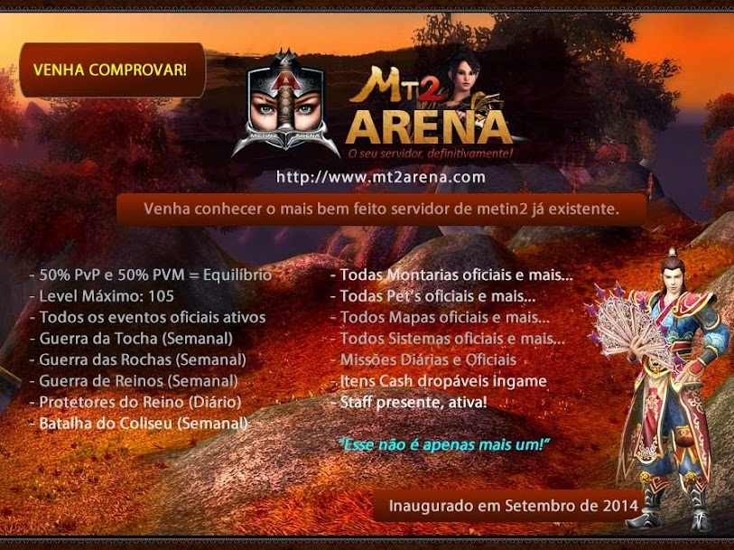 MT2 ARENA SUPER SERVER PT/BR 10659218_765934506812180_6610661738839306714_n
