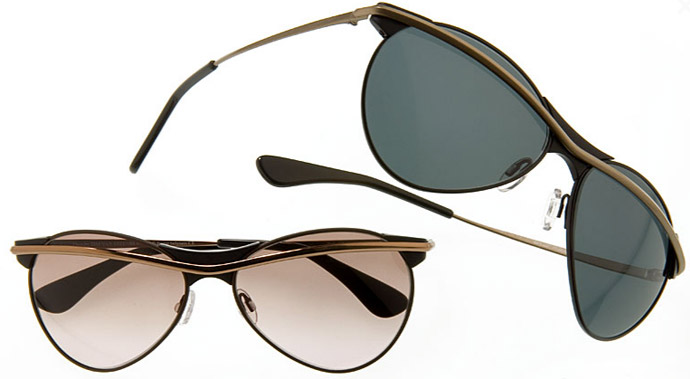 Theo and Tim Van Steenbergen's Bel Air sunglasses