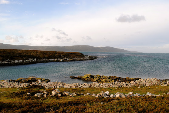 Port Egmont, Saunders Island, Falklands