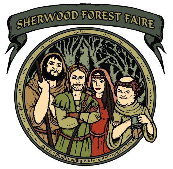 Image result for sherwood forest faire