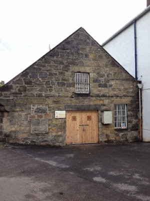 Visit to Caorunn Distillery, Balmenach, Speyside. Celtic Botanicals. Simon Buley. Small batch Scottish Gin.