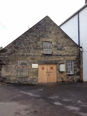 Visit to Caorunn Distillery, Balmenach, Speyside. Celtic Botanicals. Simon Buley. Small batch Scottish Gin.