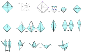 How To Make Paper Crane | Origami Step by Step - Easy for ... | 175x280