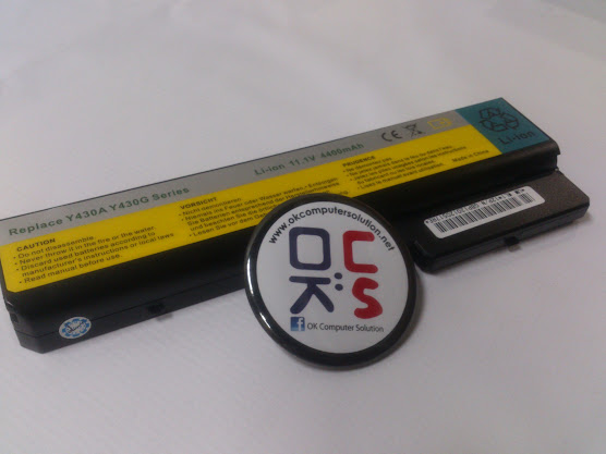 Battery bateri for Lenovo V430 V450 Y430