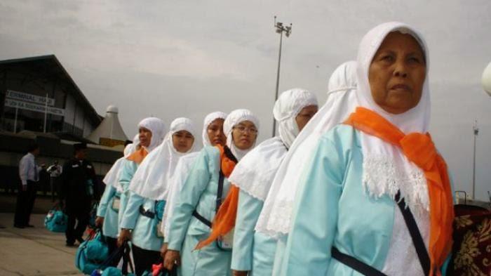 Daftar Tunggu Haji Kalsel 22 Tahun