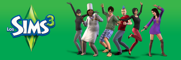 Banner Sims 3